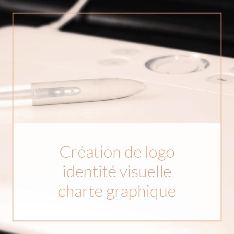 Créations graphiques - logo identité visuelle